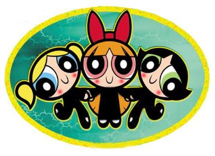 Las chicas superpudorosas