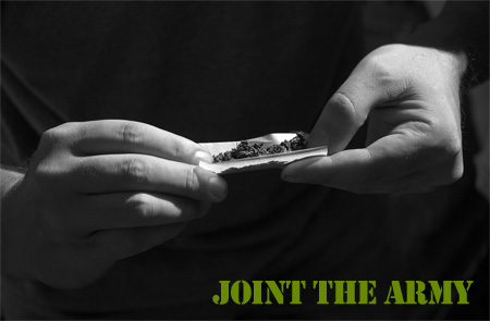 Joint the army